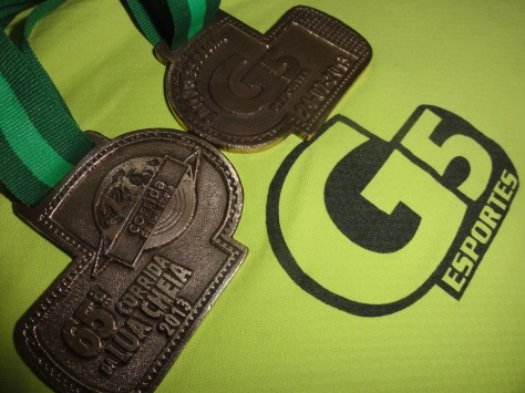 Medalha G5