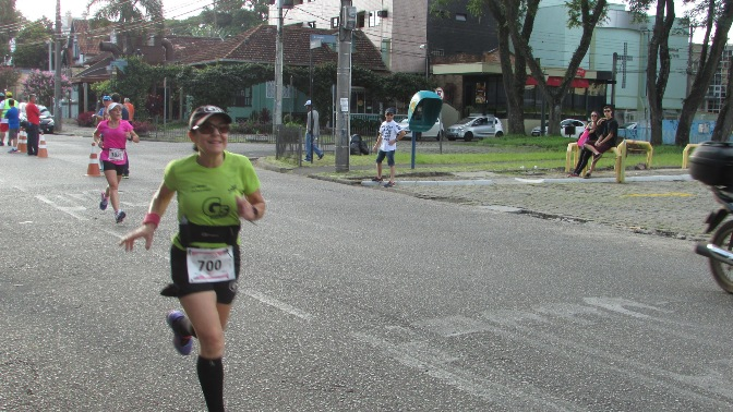 Malu maratonista TOP 5 no Brasil