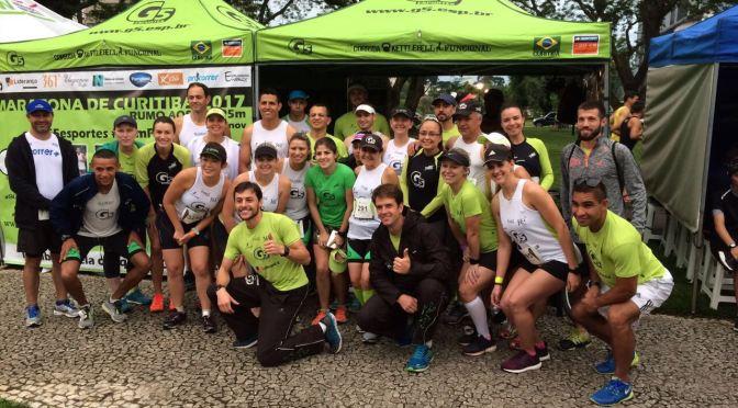 Fotos Maratona de Curitiba 2017