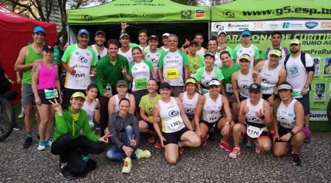 Maratona de Curitiba 2018
