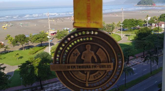 10km a Tribuna – Santos 2019